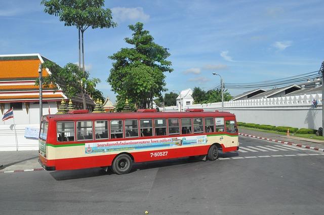 prijevozna sredstva - autobus