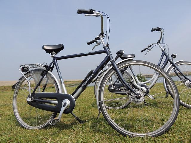 prijevozna sredstva - bicikli