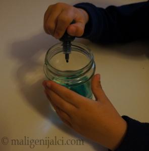 Kako pomiješati ulje i vodu
