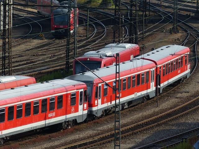 prijevozna sredstva - Vlak