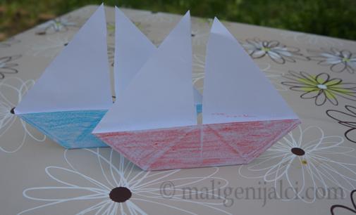 brod - origami