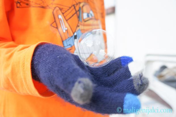 Znanost iza balončića od sapunice