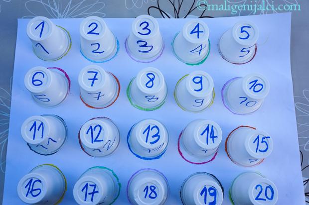 naučite brojeve