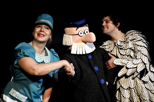 Provedite Noć kazališta u Tvornici lutaka uz super domišljatog profesora Baltazara!