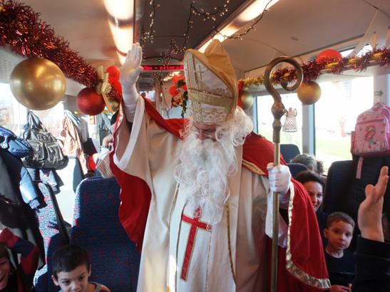 Hajdemo svi na veselu vožnju dječjim vlakom Tin Express