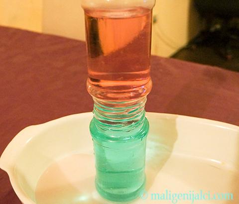 gustoća vode