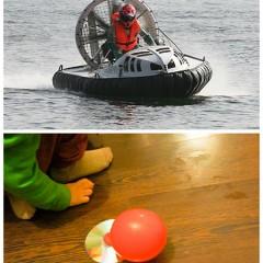Projekt izrada Hovercraft-a