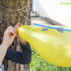 Kako rakete funkcioniraju – projekt s balonom
