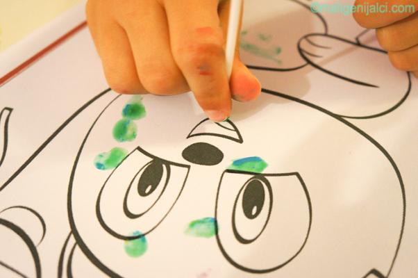 kreativni kutak za djecu