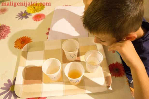 eksperiment za djecu